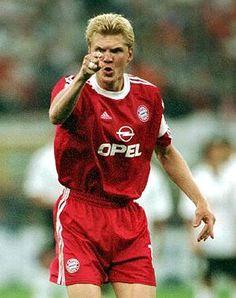 Stefan Effenberg @Bayern Munich [a]