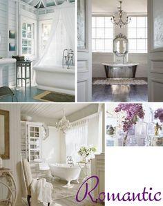 10 Top Bathroom Decor Styles