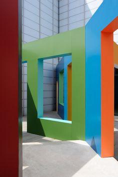 Krijn de Koning at Turner Contemporary.
