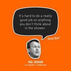 E27 - Paul Graham, Y Combinator Inspirational Quotes by e27singapore, via Flickr