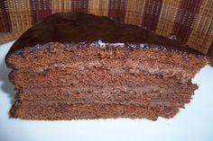 Как приготовить торт прага с сметанным кремом