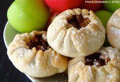 Mini Fruit Tarts (gluten-free)