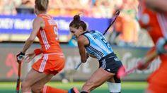 ROXANA REY: Holanda le dio una dura despedida a Las Leonas Mun...