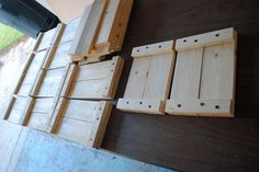 i should be mopping the floor: DIY Crate Tutorial simple, cheap & easy Pallet Crates, Wooden Crates, Wood Pallets, Pallet Wood, Wine Crates, Cheap Home Decor, Diy Home Decor, Diy Pallet Projects, Craft Projects