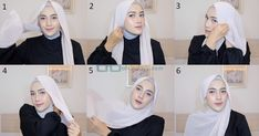 7 Ide 5 Tutorial Hijab Pashmina Simple Modern Mudah Dan Kekinian Ala Selebgram Tutorial Hijab Pashmina Kursus Hijab Hijab