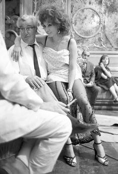 Italian Beauty, Italian Style, Italian News, Sophia Loren Images, Italian Actress, Still Image, Cannes, Behind The Scenes, Marriage