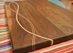 Nice Decoration Unique Cutting Boards Unique Cutting Board How To Cuttings Board And Unique End Grain Cutting Board, Diy Cutting Board, Wood Cutting Boards, Chopping Boards, Fine Woodworking, Woodworking Projects, Router Projects, Woodworking Inspiration, Woodworking Classes