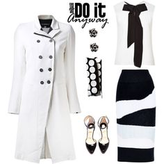 """""""B&W"""" by jacque-reid on Polyvore"""