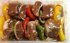Bar B Q, Batch Cooking, Vinaigrette, Sauces, Sausage, Bbq, Dinner, Recipes, Food