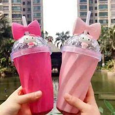 Hello Kitty! Milkshake anyone?!
