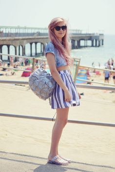 I FELL IN LOVE AT THE SEASIDE | 'Amy Valentine
