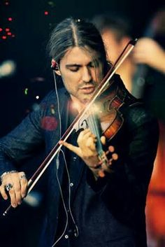David Garrett beautiful ♥ My most favorite photo of David, ever with the Iridescent orbs of light ♥