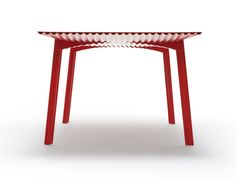 Design Indaba | A better world through creativity | Benjamin Hubert has launched the second version of his Ripple Table for Design Museum's Designs of the Year 2014 exhibition.