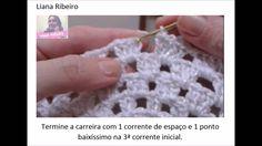 PAP do motivo redondo de crochê #papdecroche #crochet #crocheredondo