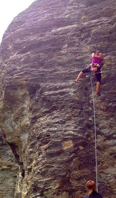X-Wye Climbing Festival, Queenstown, New Zealand