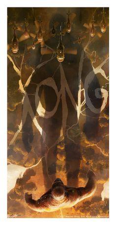 Kong: Skull Island - Created by Andy Fairhurst