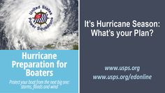 Three months to go in hurricane season, are you ready to face a hurricane?  www.usps.org/edonline. #beaconwatch