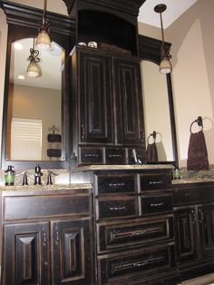 Distressed Black Kitchen Cabinets Wood Countertops 21 Inspiring Ideas For In 2019 Simply Startling Useful Tips Tiny Bathroom Remodel Floor Plans Beach Lake Houses