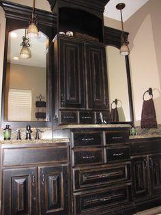 53 Beautiful Bathroom Cabinet Remodel Ideas Http Realivin 2018
