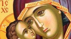 Rugăciune către Maica Domnului pentru Dezlegarea Suferințelor Miracle Prayer, Orthodox Icons, Princess Zelda, Disney Princess, Altar, Disney Characters, Fictional Characters, Prayers, 8 Martie