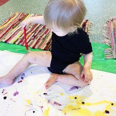 värikylpy vauva ruokataide - Suusta suuhun | Lily.fi
