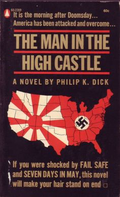 Philip K. Dick, The Man In The High Castle Read this after watching the Amazon series. I've only read one other Philip K. Dick — Do Androids Dream Of Electric Sheep? — and quite liked that one, even...
