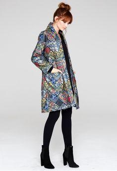 #boho #coat