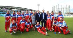 Team H4H ahead of #cricketforheroes