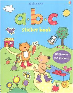ABC Sticker Book | Main photo (Cover)