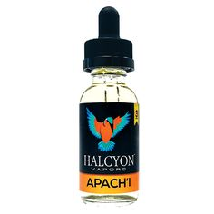 Halcyon Apach'i - A unique blend of apricot, peach and signature undertones.