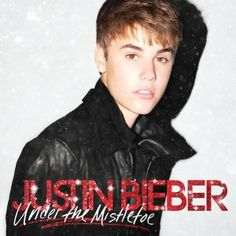 """Under The Mistletoe-Justin Bieber. Only the best Christmas album Favorites are """"Drummer Boy,"""" """"Fa La La,"""" """"Home this Christmas,"""" and """"Christmas Eve. Justin Bieber Drummer Boy, Justin Bieber Pray, Justin Bieber Albums, Justin Bieber Believe, Justin Bieber Album Cover, Justin Timberlake, The Band Perry, Music Noel, J-pop Music"""