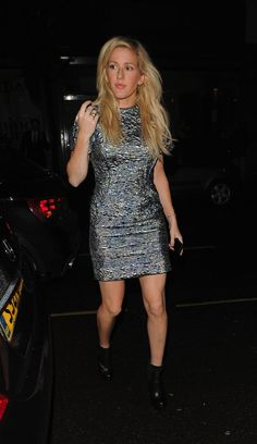 Best Dressed: Ellie Goulding (September 2013)