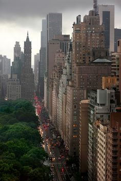 NYC - Central Park South - my favorite place on the planet