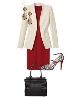 Work Outfits for Women - Work Fashion and Clothes Women - Redbook
