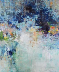 Abstract Painting, Amy Donaldson - Herold Fine Art - Dallas, Tx