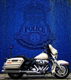 harley davidson policia Harley Davidson: a rainha das estradas
