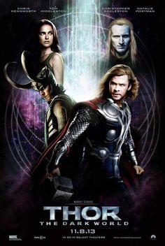 #thor : the dark worlds #movie #fanart