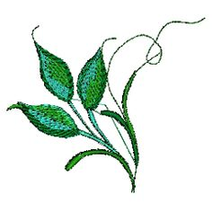 Leaf 2 $30.00 Wedding Embroidery, Cactus Plants, Plant Leaves, Flowers, Cacti, Cactus, Royal Icing Flowers, Floral, Florals