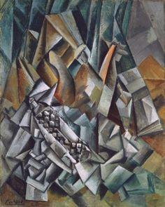 Still Life with Liqueur Bottle - Pablo Picasso - The Athenaeum