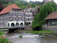Schiltach im Schwarzwald | Schwarzwaldimpressionen