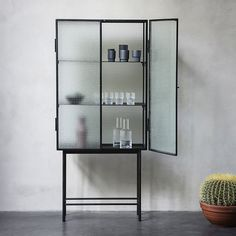 Haze Vitrine Cabinet from ferm LIVING - FAST DELIVERY