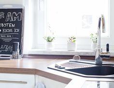 Interior und DIY-Tipps für die Küche