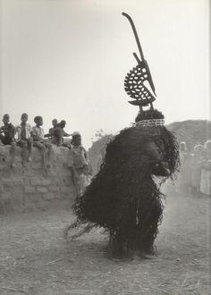Bamana male chiwara headdress