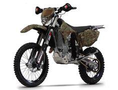 ミリブロNews:米空軍特殊作戦軍、クリスティーニ・テクノロジー社の全輪駆動バイクを選定