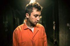 Tyler filming Heathens music video