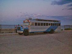 We built a party bus