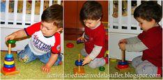 Activitati educative de la suflet la suflet: Dezvoltarea motricitatii fine pentru varsta 1 - 2 ani - idei de jocuri si activitati Montessori, Kids Rugs, Decor, Decoration, Kid Friendly Rugs, Dekoration, Inredning, Interior Decorating, Deco