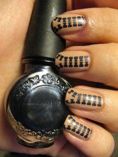 Stylish DIY Nail Art Designs.