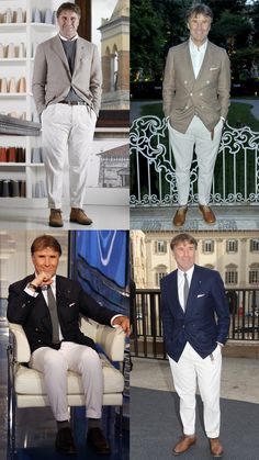 How To Dress With Sprezzatura #white #clothing #outerwear #photograph #suit #formalwear #gentleman #male #blazer #tuxedo