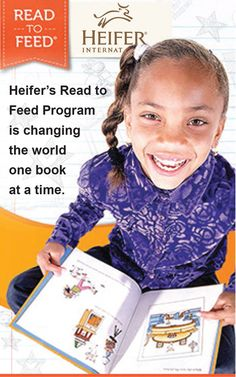 Get the free, printable resources you need to start Read to Feed in your classroom! Increase your students' reading comprehension and empower them to make a difference. Visit heifer.org to learn more!